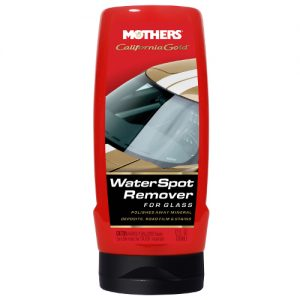Water Spot Remover for Glass